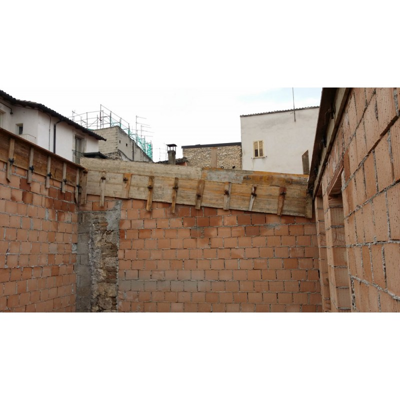 Progetto di ristrutturazione edilizia di un fabbricato for Sito storico