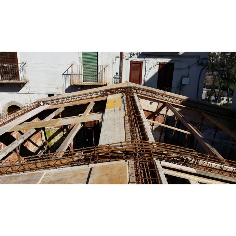 Progetto di ristrutturazione edilizia di un fabbricato for Progetto di ristrutturazione